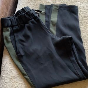 Lululemon On The Fly Woven Track Stripe pant